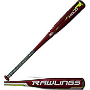 "Rawlings VELO 2¾"" Big Barrel Bat 2017 (-10)"