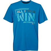 Reebok Boys' All I Do Is Win T-Shirt
