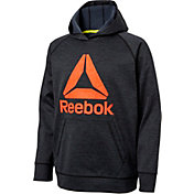 Reebok Boys' Spacedye Performance Fleece Hoodie