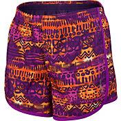 Reebok Girls' Printed Running Shorts