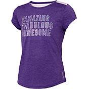 Reebok Girls' Fashion #Amazing Graphic T-Shirt