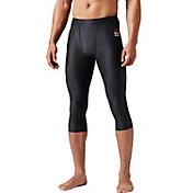 Reebok Men's Crossfit Three Quarter Length Compression Tights