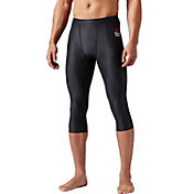 Reebok Men's Crossfit Three Quarter Length Compression Tights