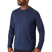 Reebok Men's Spacedye Vector Long Sleeve Shirt