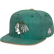 Reebok Men's Chicago Blackhawks St. Patrick's Day Snapback Hat