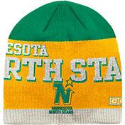 CCM Men's Minnesota North Stars Wordmark Knit Beanie