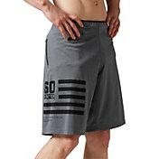 Reebok Men's Antimicrobial Knit Shorts