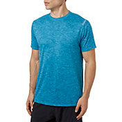 Reebok Men's Spacedye Print Performance T-Shirt