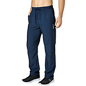Reebok Men's Woven Tapered Printed Pants