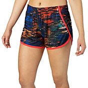 Reebok Women's 3.5'' Printed Training Shorts