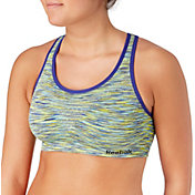 Reebok Women's Melange Seamless Sports Bra