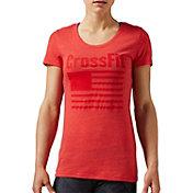 Reebok Women's CrossFit Flag Graphic T-Shirt