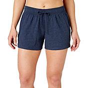 Reebok Women's Heather Jersey Shorts