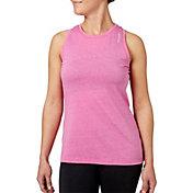 Reebok Women's Heather Jersey Tank Top