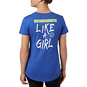 Reebok Women's Like A Girl Graphic Volleyball T-Shirt
