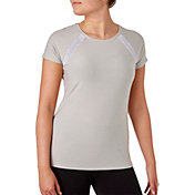 Reebok Women's Mesh Piecing T-Shirt