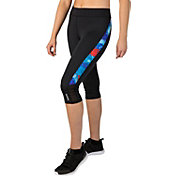 Reebok Women's Pieced Compression Capris