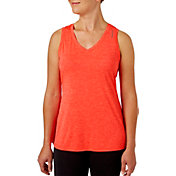 Reebok Women's Plus Size Heather Performance Tank Top
