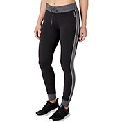 Reebok Women's Plus Size Tight Fit Jogger Pants