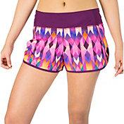 Reebok Women's Printed Running Shorts