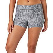 Reebok Women's Spacedye Print 3'' Shorts