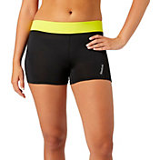 Reebok Women's Solid Waistband 3'' Shorts