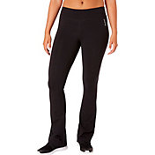 Reebok Women's Stretch Cotton Flare Pants