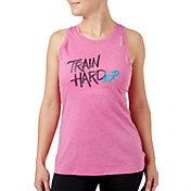 Reebok Women's Train Harder Graphic Tank Top