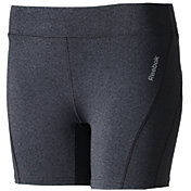 Reebok Women's 5'' Heathered Compression Shorts