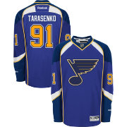 Reebok Youth St. Louis Blues Vladimir Tarasenko #91 Blue Premier Jersey