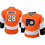 Reebok Youth Philadelphia Flyers Claude Giroux #28 Premier Replica Home Jersey