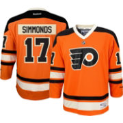 Reebok Youth Philadelphia Flyers Wayne Simmonds #17 Replica Third Jersey