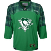 Reebok Youth Pittsburgh Penguins St. Patrick's Day Replica Jersey