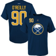 Reebok Youth Buffalo Sabres Ryan O'Reilly #90 Home Player T-Shirt