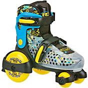 Roller Derby Boys' Fun Roll Adjustable Quad Roller Skates