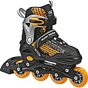 Roller Derby Boys' Stryde Adjustable Inline Skates