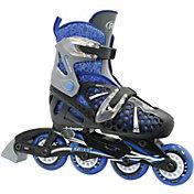 Roller Derby Boys' Tracer Adjustable Inline Skates