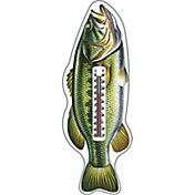 River's Edge Bass Tin Thermometer