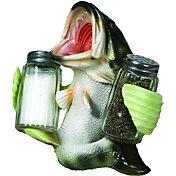 Rivers Edge Bass Salt and Pepper Shaker Set