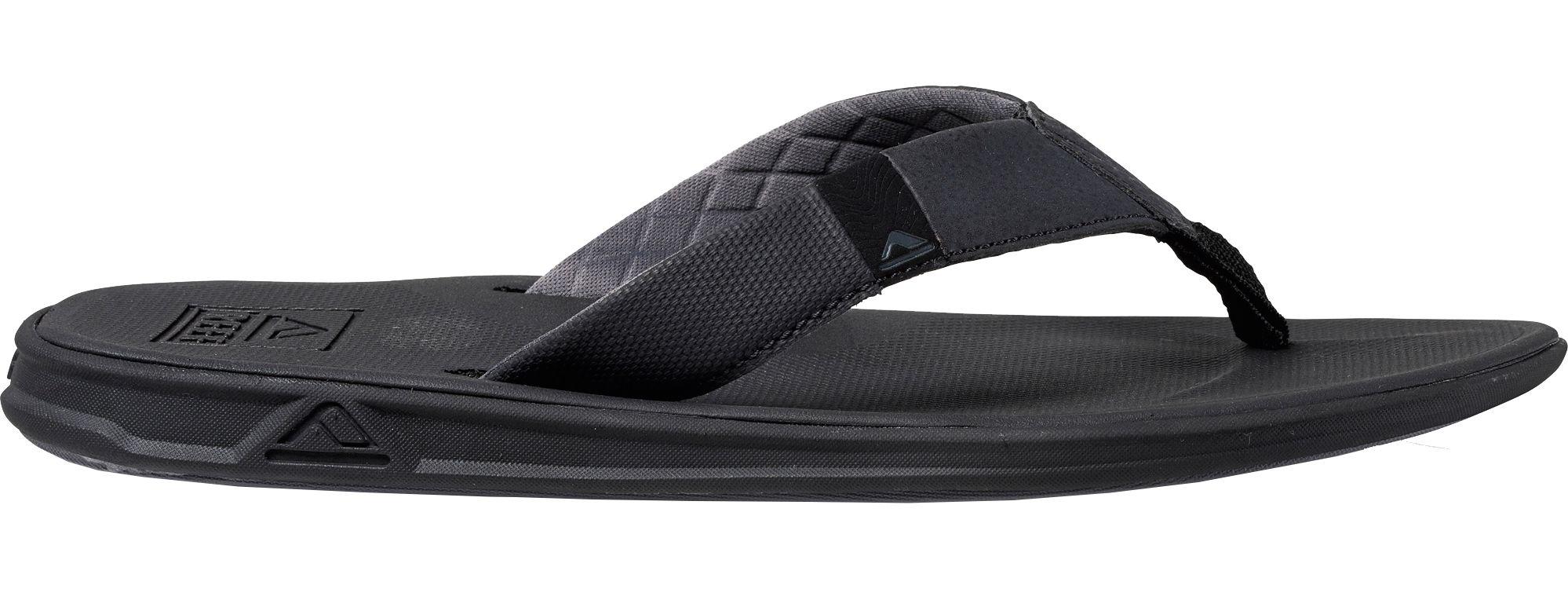 Black reef sandals - Noimagefound