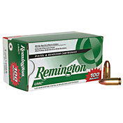Remington UMC 9mm Luger Handgun Ammunition – 100 Rounds