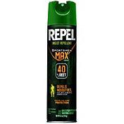 Repel Sportsmen Max Insect Repellent Aerosol Spray