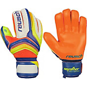 Reusch Adult Serathor Prime S1 Finger Support Soccer Goalie Gloves