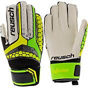 Reusch Junior Re: Pulse SG Finger Support Soccer Goalie Gloves
