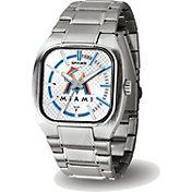 Sparo Men's Miami Marlins Turbo Watch