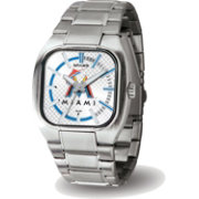 Sparo Men's Miami Marlins Turbo Watch