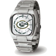 Sparo Men's Green Bay Packers Turbo Watch