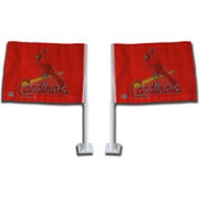Rico St. Louis Cardinals Car Flag