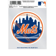Rico New York Mets Small Static Decal