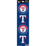 Rico Texas Rangers The Quad Decal Pack